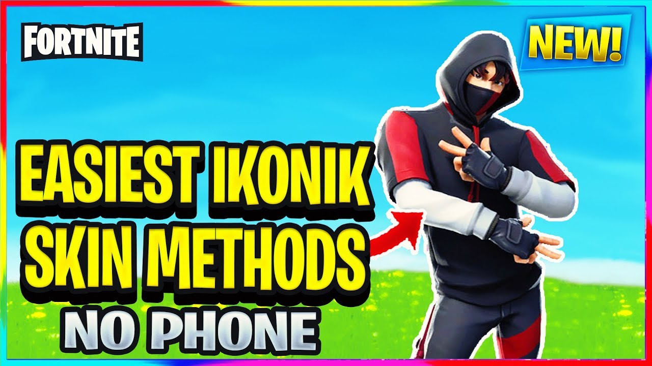 Fortnite Ikonik Skin Code Generator Fortnite Free Honor Code
