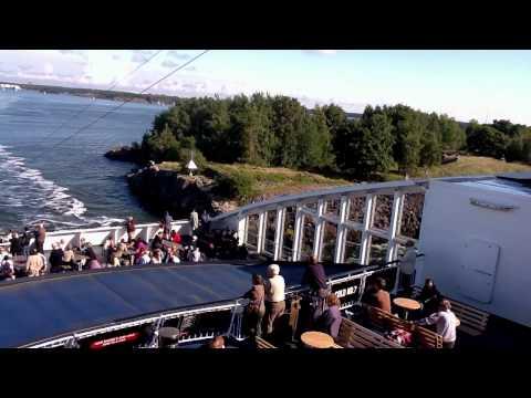 Ferry Stockholm, Turku, Finland