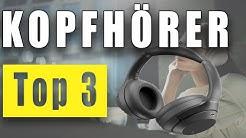 TOP 3: Beste KABELLOSE KOPFHÖRER 2020! Bluetooth Kopfhörer mit NOISE CANCELLING! [DEUTSCH]