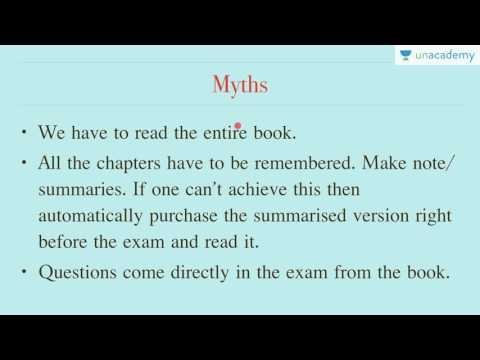 Unacademy  Learn To Read The India Year Book : Bursting Myths And Suggesting Strategies