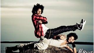 Les Twins современные Хип Хоп танцы