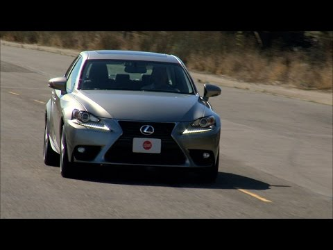 Car Tech - 2015 Lexus IS 250