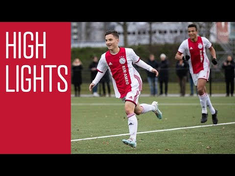 Highlights Ajax O17 - Vitesse O17