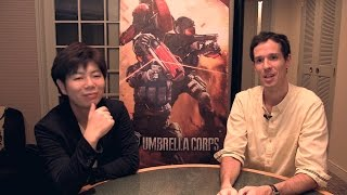 interview with umbrella corps series producer kawata san and producer james vance