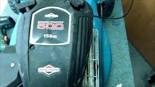 Жөндеу газонокосилки BRIGGS & STRATTON 500 series 158cc жүзеді айналымдар Repair lawnmower