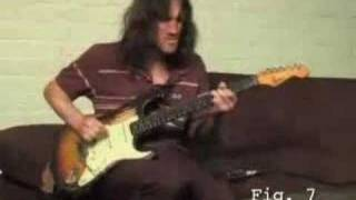 Guitar Technique By John Frusciante (red Hot Chili Peppers)