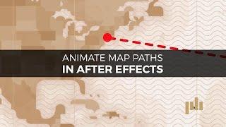 إنشاء خريطة المسار مستوحاة من