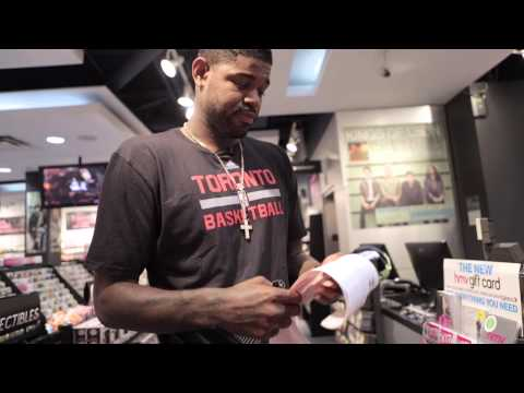 Amir Johnson Buys Every Copy of Drake