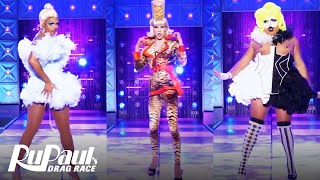 Freaky Friday On The Runway 👯‍♀️ S13 E10 Makeover Challenge | RuPaul's Drag Race