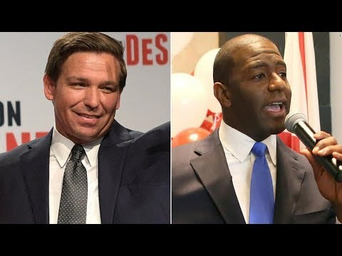 ANDREW GILLUM CONCEDES TO RON DESANTIS IN FLORIDA AFTER ADMITTING MEDICARE FOR ALL NOT FEASIBLE