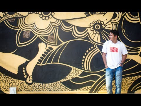 Sassoon Dock Art Project, Mumbai