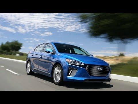 2017 Hyundai Ioniq - Review and Road Test