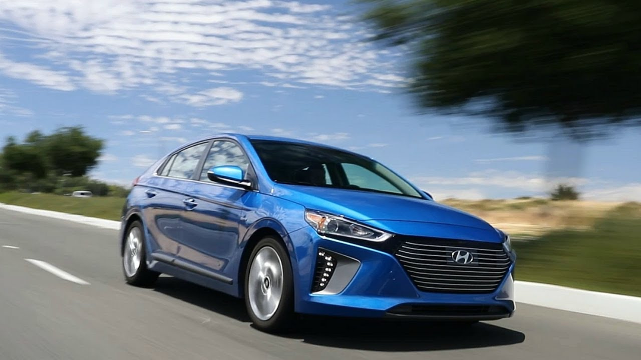 2017 Hyundai Ioniq Review And Road Test