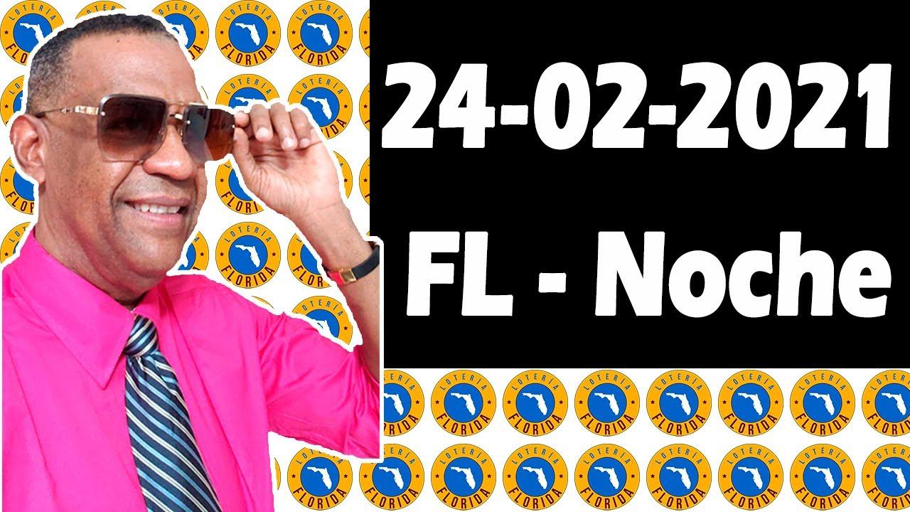 Resultados y Comentarios La Florida Noche (Loteria Americana) 24/02/2021 (CON JOSEPH TAVAREZ)