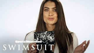 Rookie Lauren Mellor: Beauty and Brains | Sports Illustrated Swimsuit