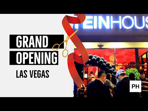 PROTEIN HOUSE - Grand Opening