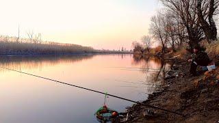 Рыбалка на удочку 2019 ХОРОШИЕ АТАКИ КРУПНОЙ РЫБКИ
