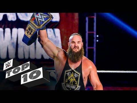 Braun Strowman's biggest wins: WWE Top 10, April 19, 2020