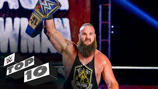 Braun Strowman's biggest wins: WWE Top 10, April 19, 2020