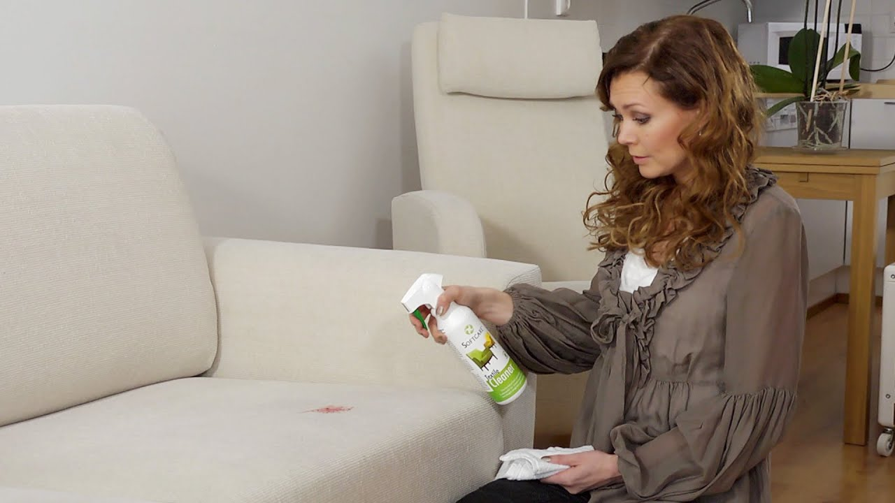 Softcare Textile Cleaner Youtube