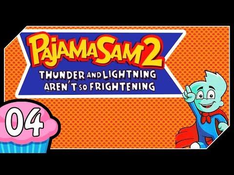Let's play - Pajama Sam 2 [04] - Saving the velocemomometer  