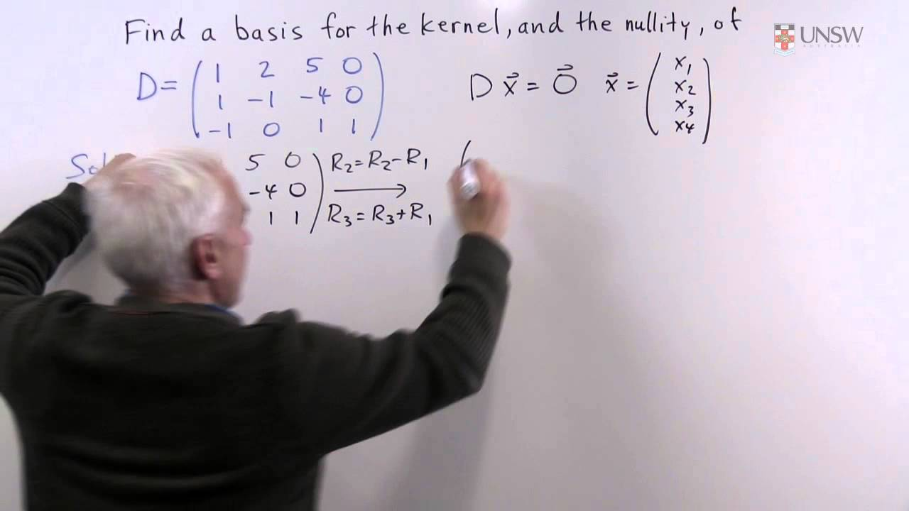 Download Ch7Pr26a: Kernel and Nullity of a 4x3 matrix