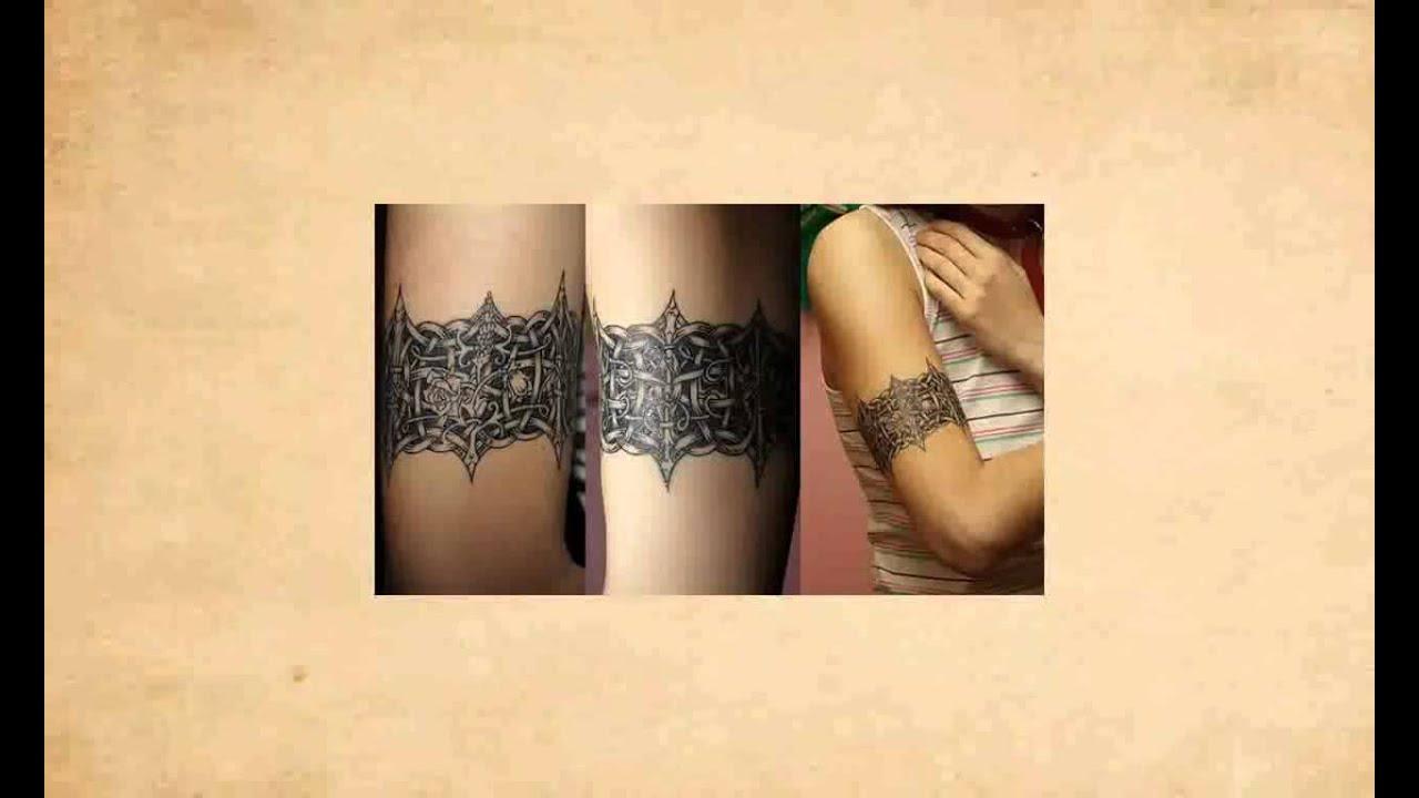 тату браслет и их значение татуировкару