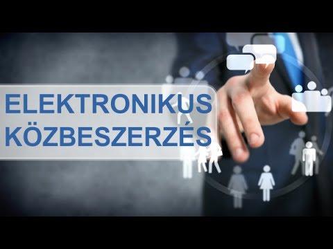 A kormány 6,35 milliárd forintot hagyott jóvá az elektronikus közbeszerzési rendszer fejlesztésére