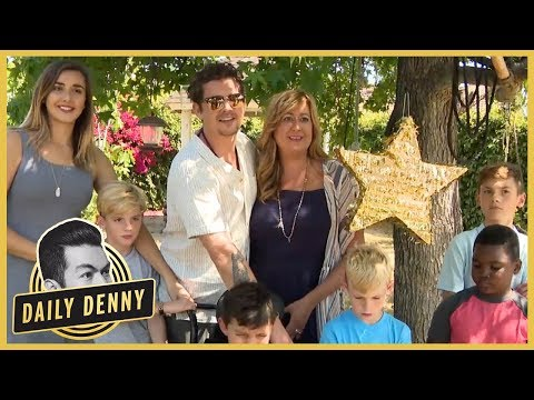 Michael Ketterer: At Home with the AGT Golden Buzzer Singer | #DailyDenny