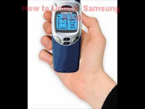 Samsung R200 Unlock Code