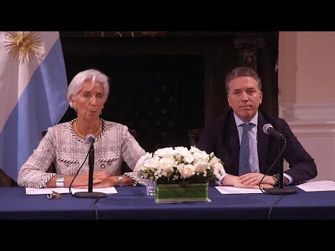 IMF agrees larger bailout for Argentina