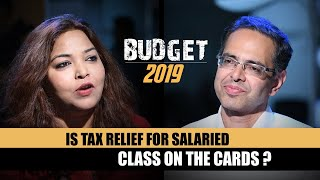 Budget 2019: Tax relief for salaried class, wealth tax on the cards?