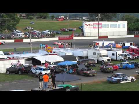 LMSC Race at Franklin County Speedway 5/26/14