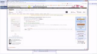 01 Citavi: Picker in Firefox