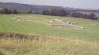 Stonehenge camping