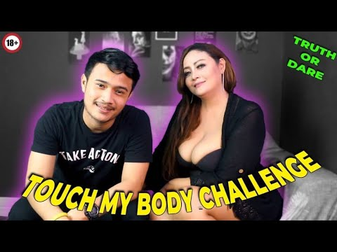 TOUCH MY BODY CHALLENGE FT. TANTE TOGE CITRA YUNITA!