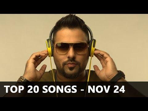 Top 20 Bollywood Songs of the Week (Radio Mirchi Charts) - November 24, 2017