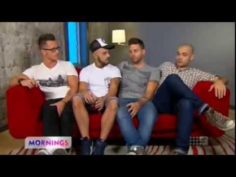 Five - Boy Band Reunion [Mornings] (4th Nov 2013)