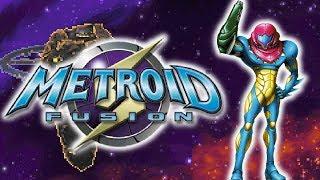 Metroid Fusion [HD 4K Longplay] 100% Playthrough