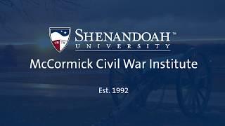 McCormick Civil War Institute