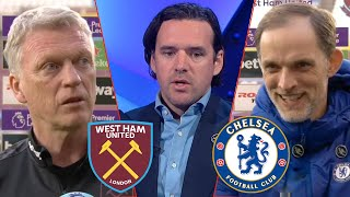 West Ham vs Chelsea 0-1 Thomas Tuchel Defeated Moyes The Race For The Top 4🔥Owen Hargreaves Analysis