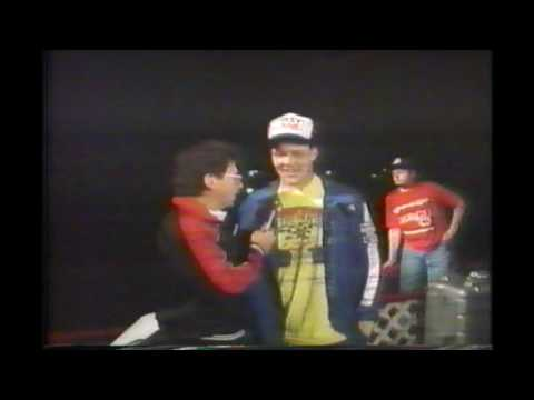 Dixie Speedway 5/9/1992 Pony Stock Winner Interview!