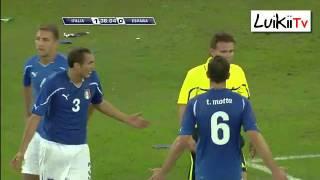 italia vs espaa   2 1   todos los goles hd   amistoso 10 8 2011