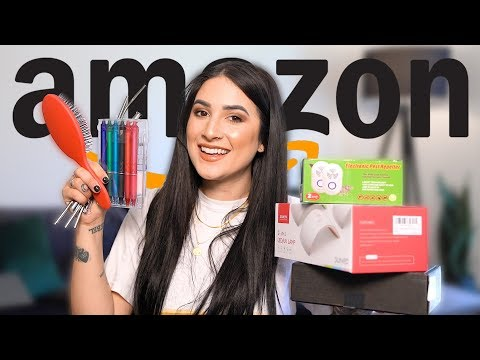 10 Amazon Products That Will CHANGE YOUR LIFE | Amazon Favorites