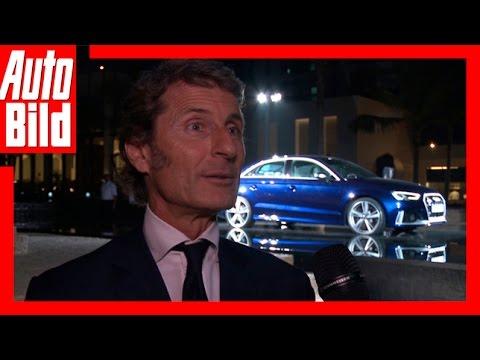 5 Fragen zum Audi RS 3 an den Audi-Sport-Chef Stephan Winkelmann