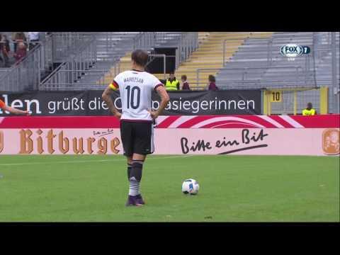 International Friendly. Women. Germany - Netherlands [Fox Sports 1] (25/10/2016)