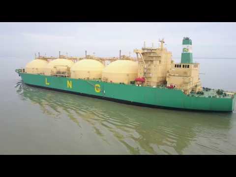 LNG RIVER NIGER vessel