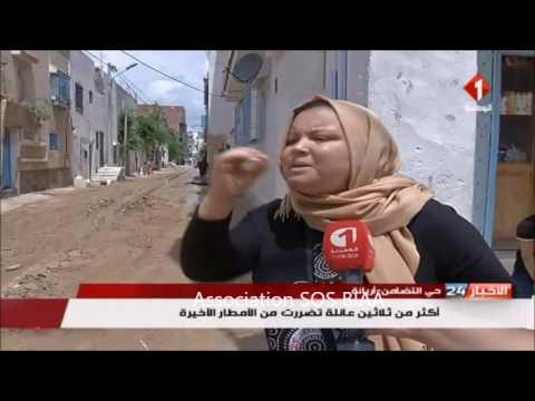 Bilan des inondations au Grand Tunis