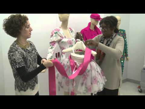 Patrick Kelly: Runway Of Love | Backstage With Exhibition Assistant Laura Camerlengo