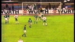 Футбол България - Германия 1995 - Второ полувреме